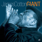 James Cotton - Giant - CD Release