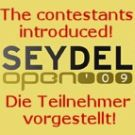 SEYDELopen contestants '09