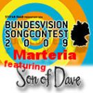 "Son of Dave beim ""Bundesvision Song Contest '09"""
