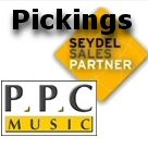 P.P.C-music Sommerfest - Pickings
