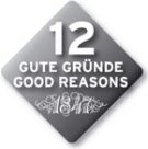 12 Good Reasons
