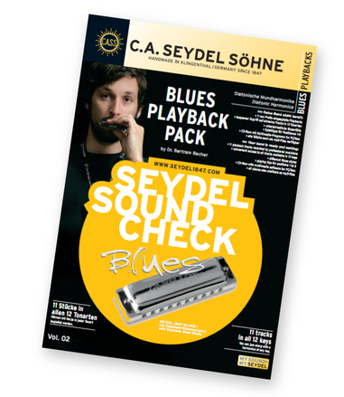 Soundcheck Vol. 2 - Blues Playback Pack