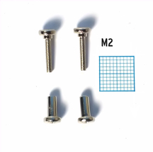 Set of Cover screws size 3