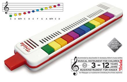Seydel Triola 12 Blasinstrument