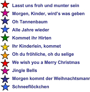 O Tannenbaum Text Deutsch.Gift Package Triola