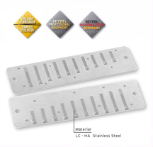 Reedplate Set for SESSION STEEL and SESSION Standard