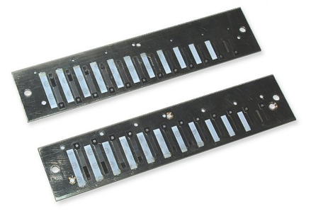 Set of reedplates for SAXONY Chromatic