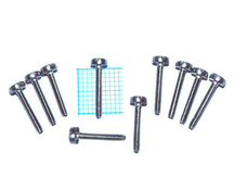 Set of plate screws,  M1,6x13 self-tapping