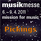 Musikmesse 2011 - Nachlese