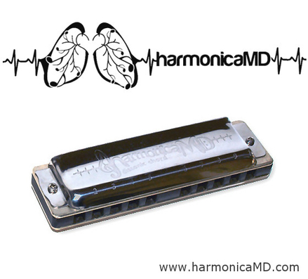 THE SCHAMAN-MEDICAL HARMONICA