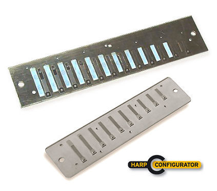 SOLIST PRO 12 STEEL configurable (reedplates)
