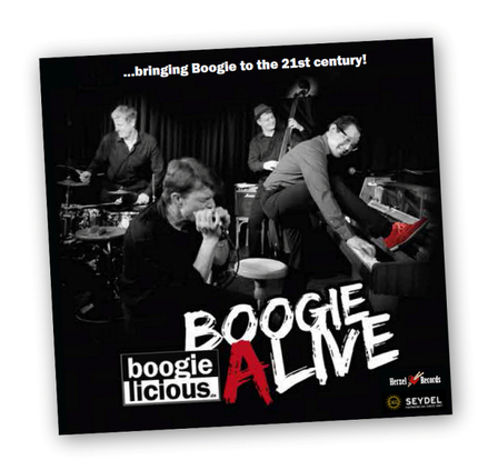 Boogielicious - Boogie ALIVE