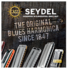 SEYDEL BLUES booklet