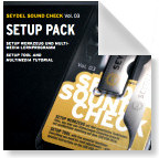 SEYDEL Soundcheck Vol. 03 - SETUP PACK