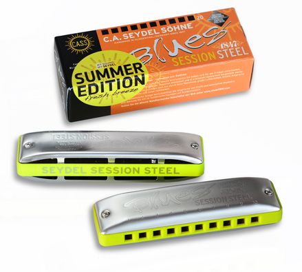Summer Edition - SESSION STEEL
