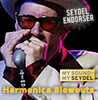 Mark Hummel's Harmonica Blowout