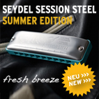 Neu: Die SESSION STEEL - Summer Edition 2014