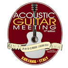 17. Acoustic Guitar Meeting Sarzana / Italien
