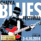 SEYDEL beim Chatka Blues Festival 2014