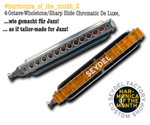 Harmonica of the month - Febr. 2015