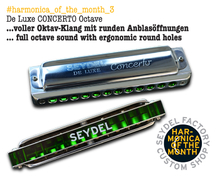 Harmonica of the month - March 2015