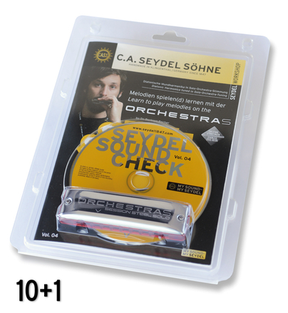 10+1 - Soundcheck Vol. 4 - ORCHESTRA S - Beginner Pack