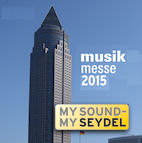 SEYDEL at the Musikmesse