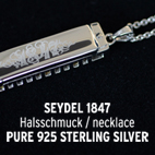 Necklace made of 925 Sterling-Silver
