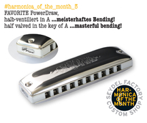Harmonica of the month - May 2015