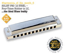Harmonica of the month - June 2015