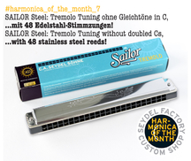 Harmonica of the month - July 2015