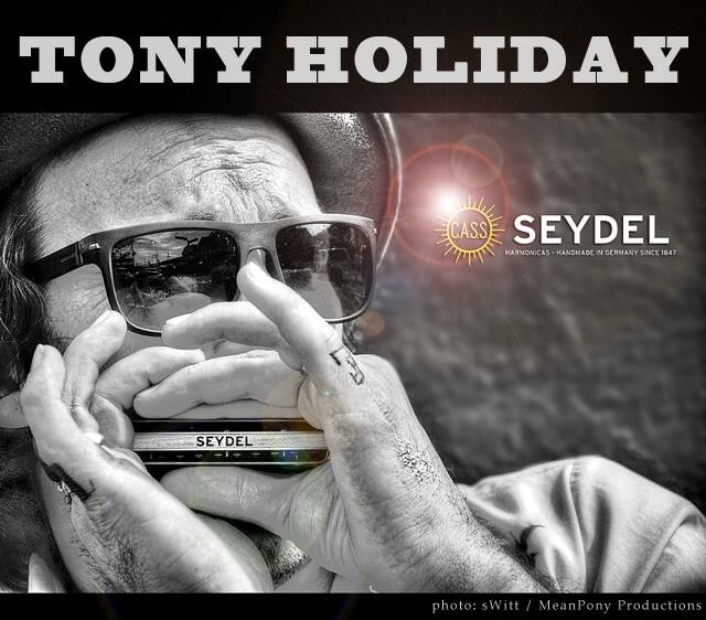 Tony Holiday