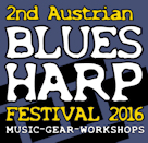 2nd Austrian Blues Harp Festival