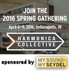 Harmonica Collective Meeting 2016