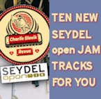 New: 10 free SEYDEL open jam tracks