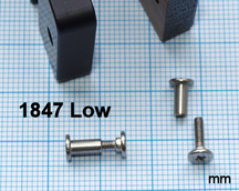 Cover Screws Set - Low