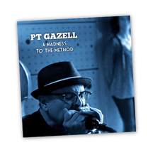 PT Gazell - CD: A Madeness to the Method