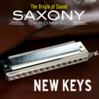 New keys for the SAXONY Chromatic
