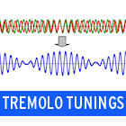 Tremolo tunings