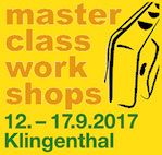 Masterclass Workshops 2017