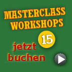 New Masterclass Workshops 2015
