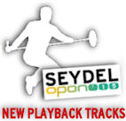 New: SEYDEL open 2015 - the new playalong tracks