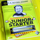 Neu: Der Junior Starter Kit -JUSTY