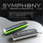 New: The SYMPHONY Grand Cromatic