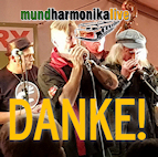 MANY THANKS  - Mundharmonika-Live