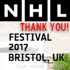 Thanks - NHL-Festival 2017 in Bristol/UK