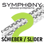 New slider option for the SYMPHONY