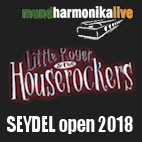 New SEYDEL open 2018 Playback Tracks