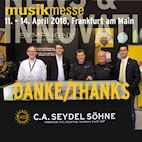 Musikmesse 18 - Nachlese