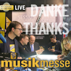 Thank you! Pickings - Musikmesse 2019